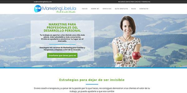 Marketing para terapeutas y coach