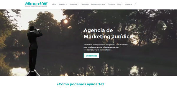 Marketing para abogados