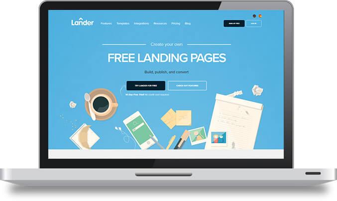 lander app